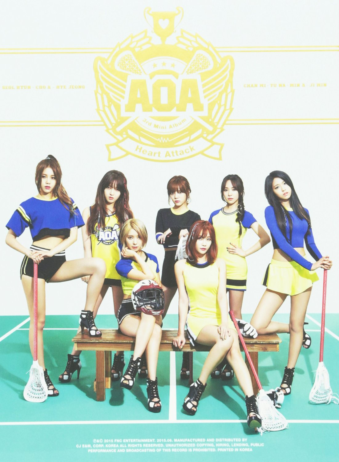 AOA Kpop girl group