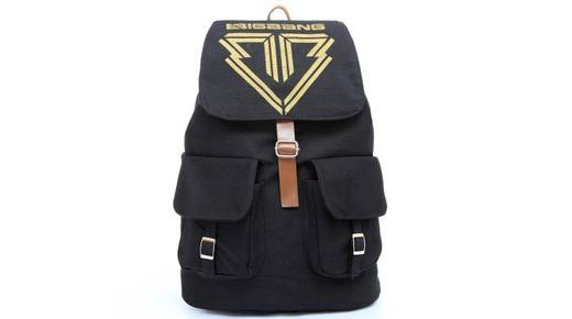 BigBang Canvas Schoolbag