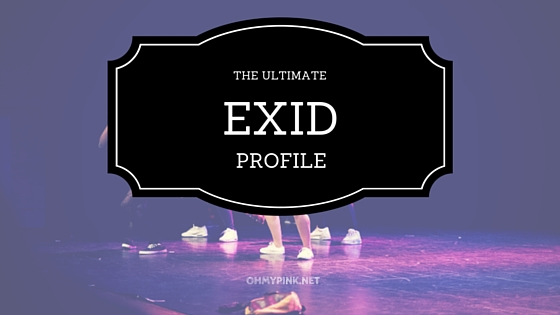 The Ultimate EXID Profile 2016