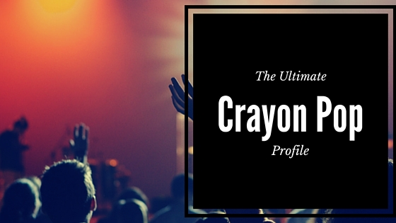 The ultimate Crayon Pop Profile 2016