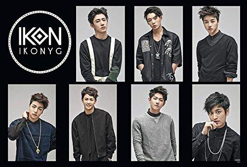 iKON Members