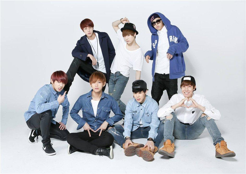 BTS Profile