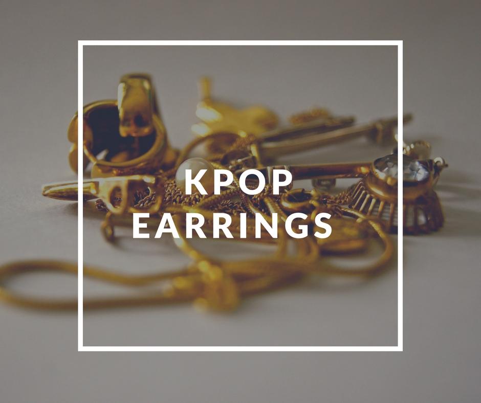 KPOP Earrings