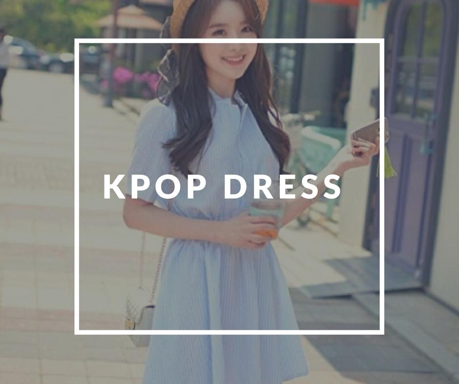 KPOP Dress